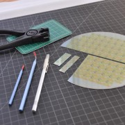Silicon Wafer Cleaving Kit