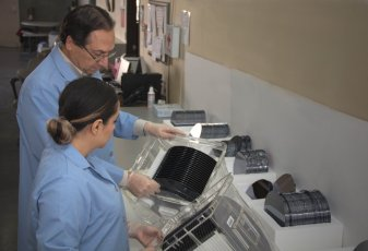 Silicon Wafer Inspection Services